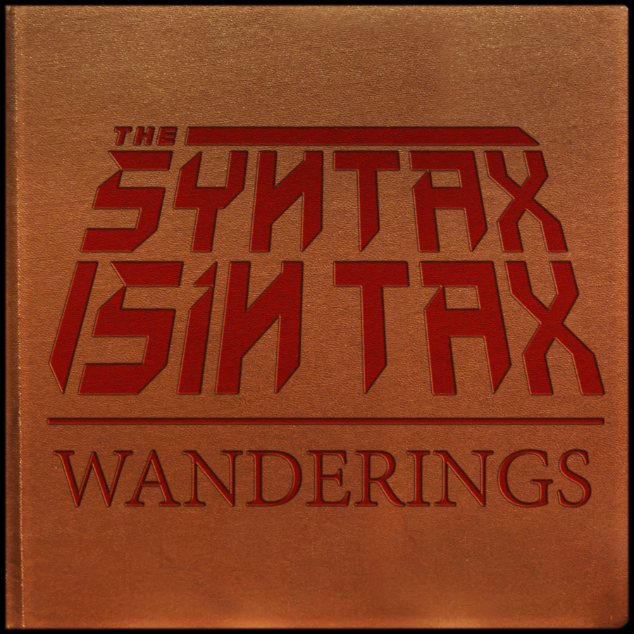 The Syntax Sin Tax Wanderings cover