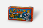 "Design mock-up concept for ""Barnum's Animals"" crackers. Designed to give the animals a cuter look."